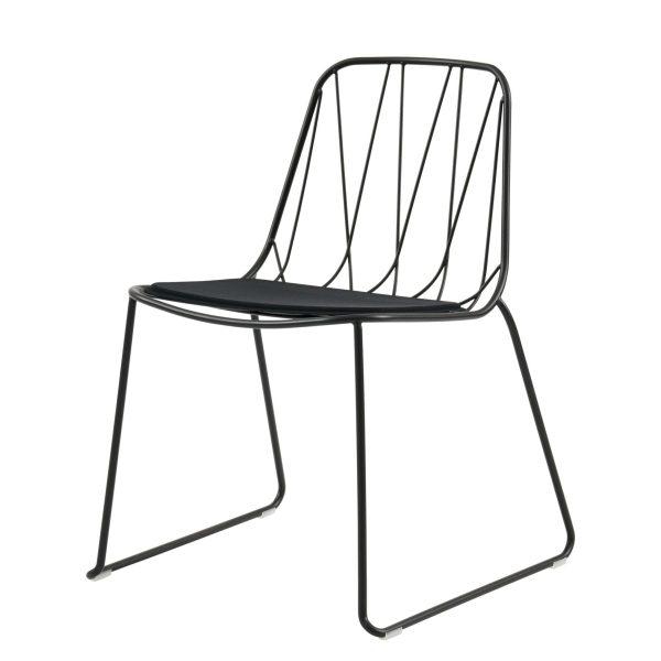 chee stoel zwart sp01