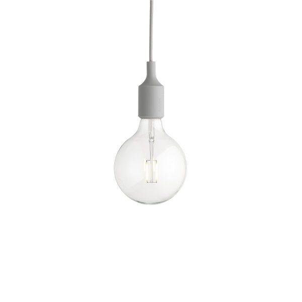 E27 licht grijs