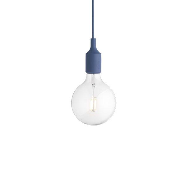 E27 lichtblauw muuto