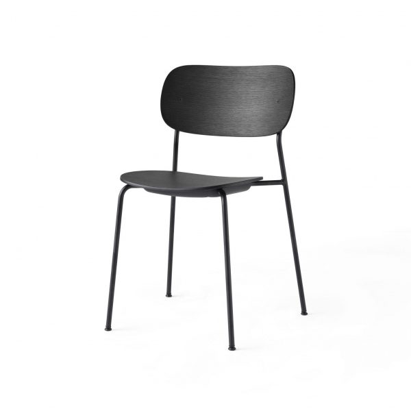 Co dining chair zwart Menu