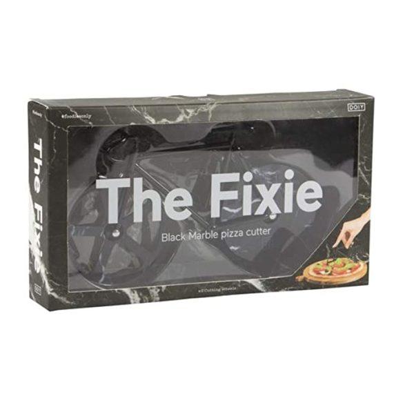 Doiy The fixie zwart marmer