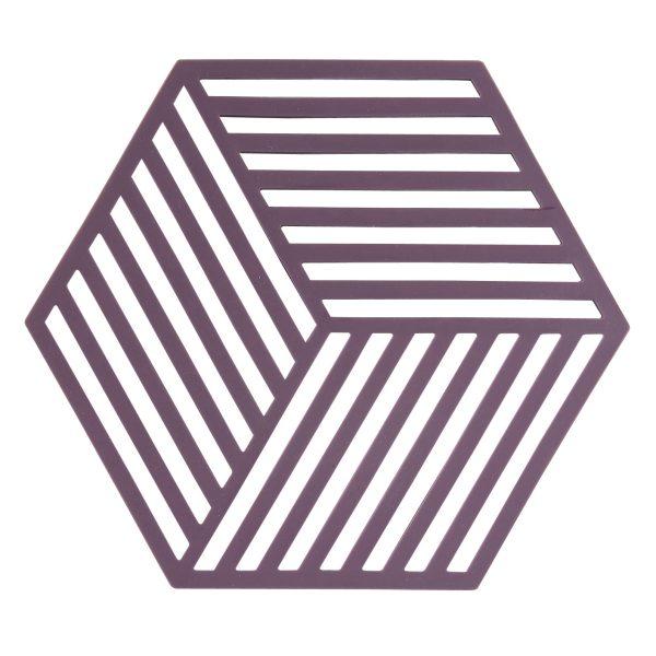 zone potonderzetter hexagon raisin