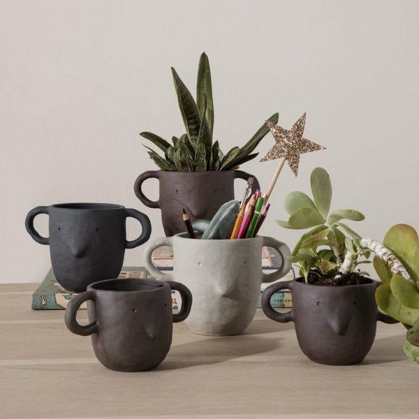 mus plant pot