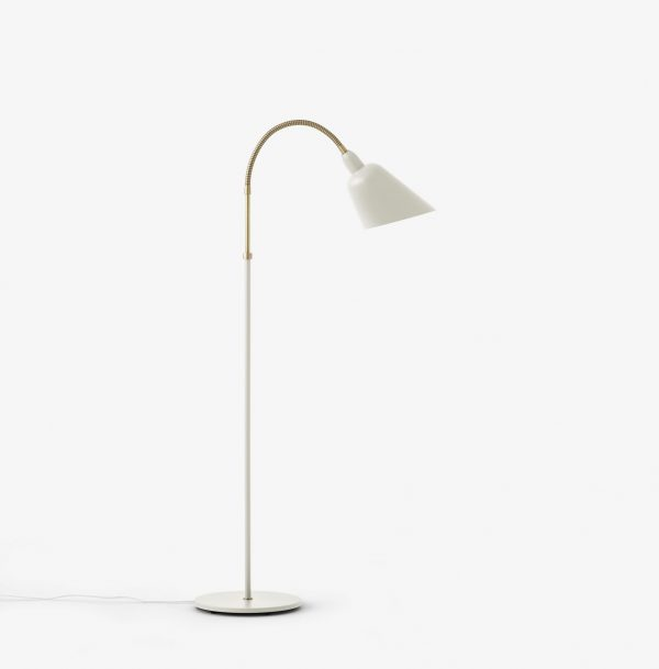Bellevue floor lamp wit