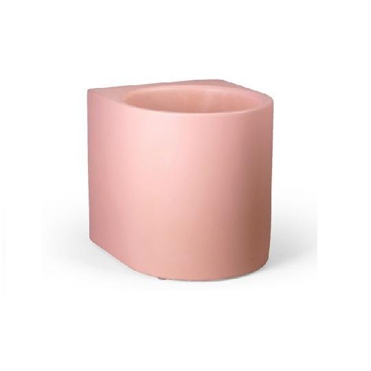 atelier pierre flower pot medium peach