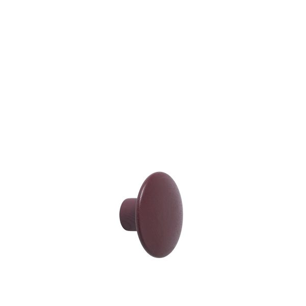 The dots small burgundy muuto