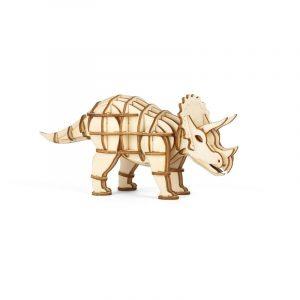 Kikkerland triceratops
