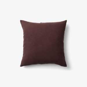 Collect cushion 50x50 burgundy