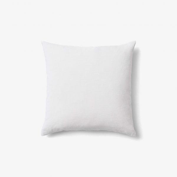 Collect cushion linnen milk
