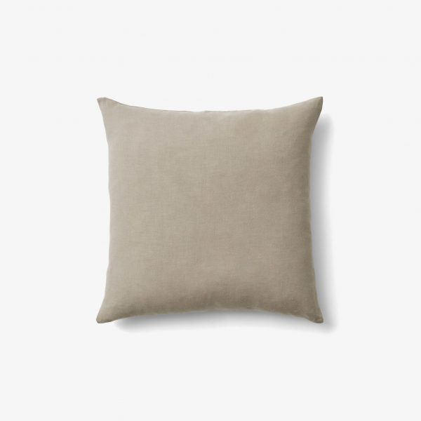 Collect linnen cushion sand