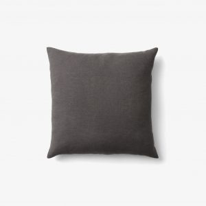 Collect cushion linnen slate