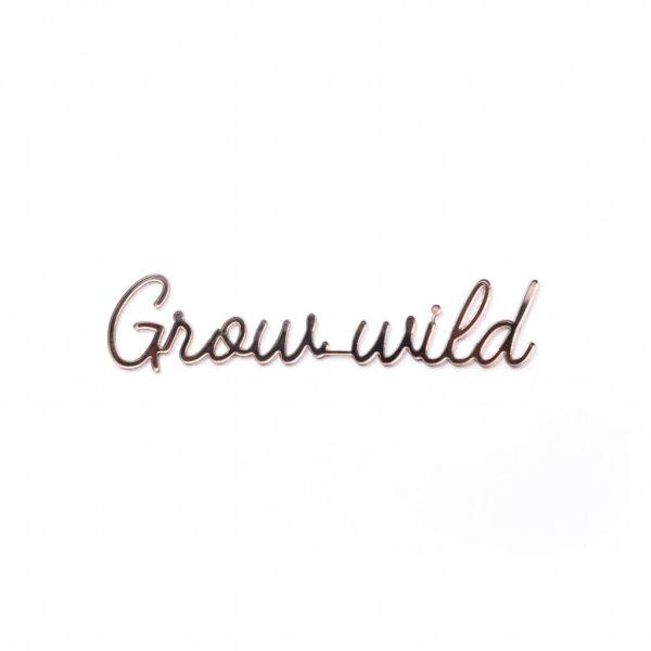 goegezegd grow wild