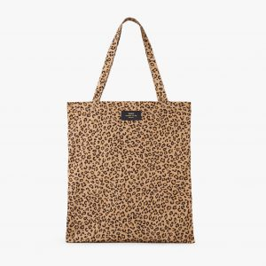 wouf safari tote bag