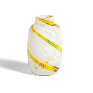 Hay splash vaas lemon swirl