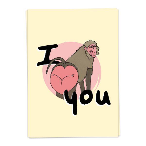 baboon love
