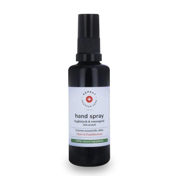 Delush b.v. carehand spray clove frankincense
