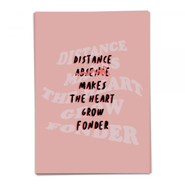 distance fonder