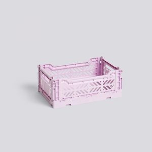 lavender crate S