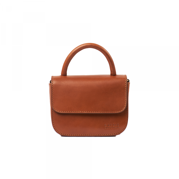 o my bag nano cognac
