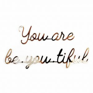 goegezegd you are.be.you.tiful