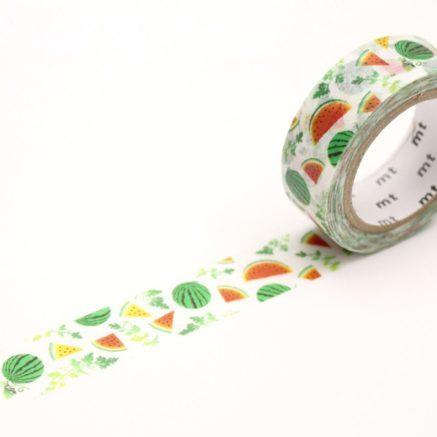 masking tape watermelon