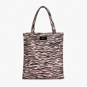 soft tiger totebag