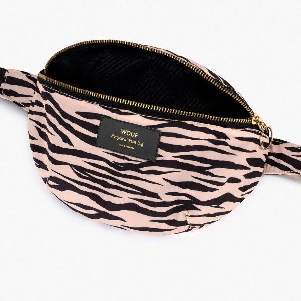 soft tiger, waist bag