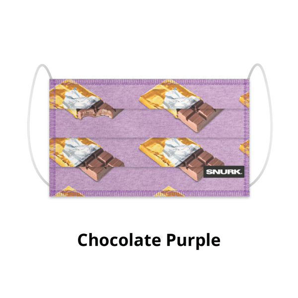 chocolate purple