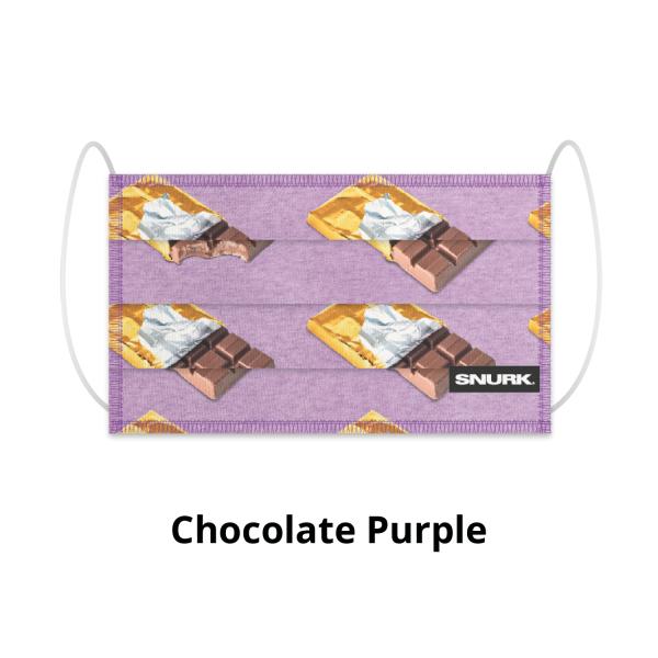 chocolate purple