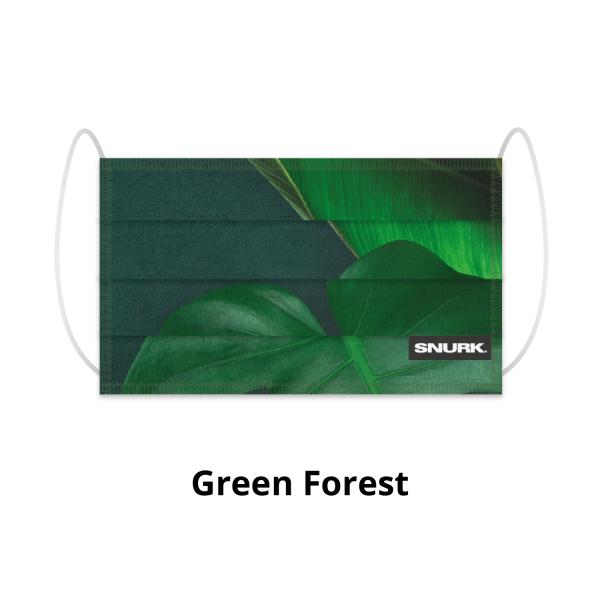 Snurk green forest