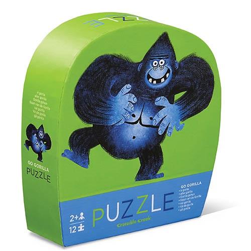 mini puzzel go gorilla