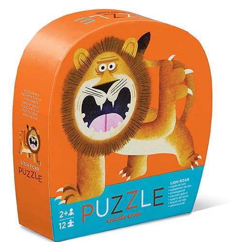 mini puzzel lion