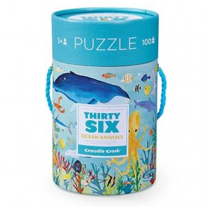 ocean animals puzzel