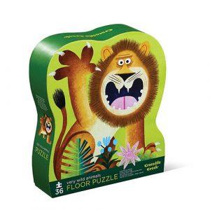 wild animal puzzel