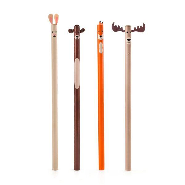 woorland pencils