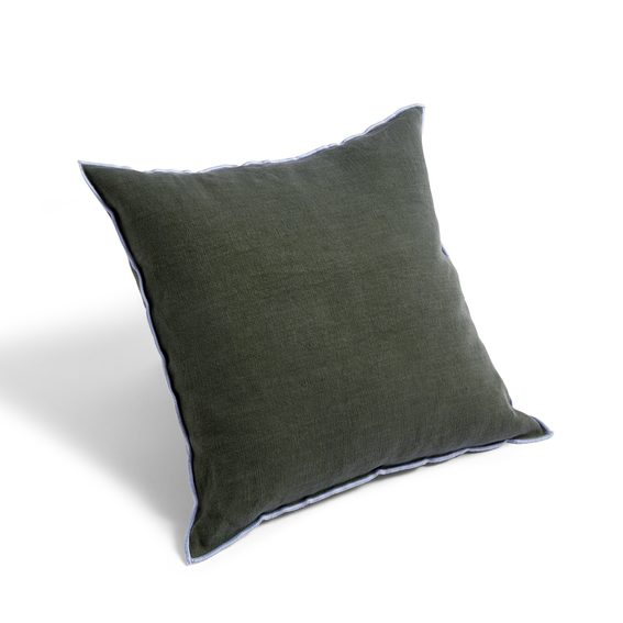 Hay Outline Cushion moss