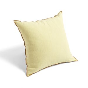 Hay Outline Cushion lemon sorbet