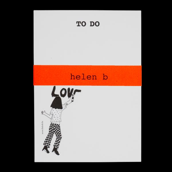 Helen b Blocknote love