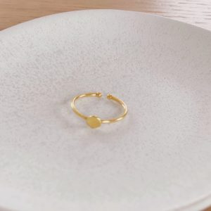 Selva sauvage ring goud