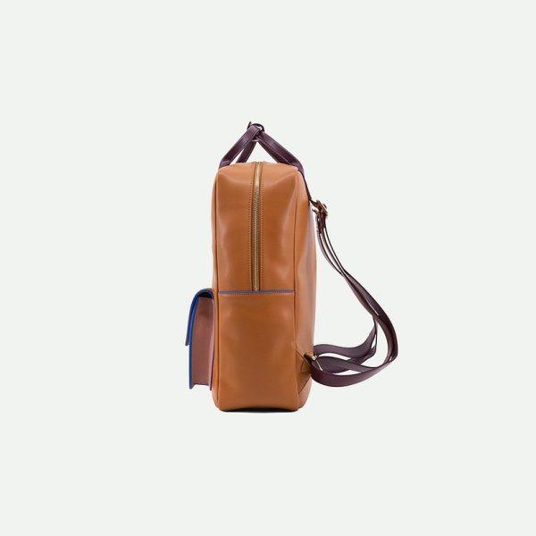 Sticky lemon Backpack cider brown