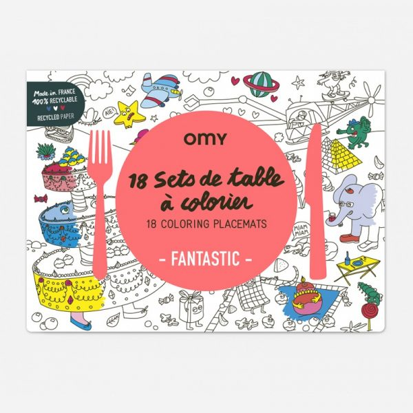 OMY placemats fantastic