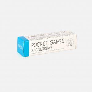 OMY Pocket games cosmos
